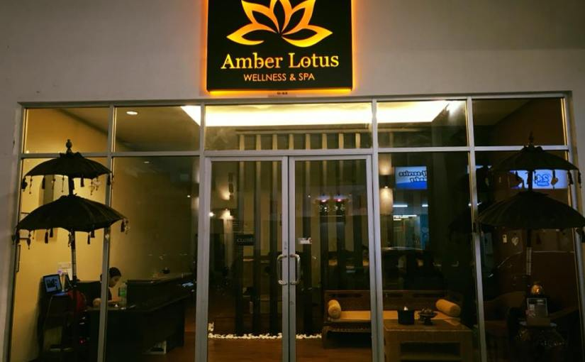 Amber Lotus Wellness & Spa[Review]