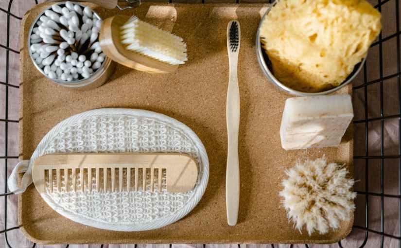 DIY Face mist, Oil for rashes, Bath Salt & Bodyscrub